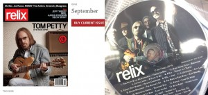 RELIX COVER